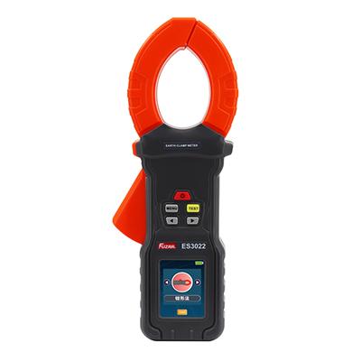 ES3022 Series Ground pile clamp ground resistance tester