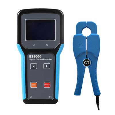 ES5000 High precision clamp ammeter