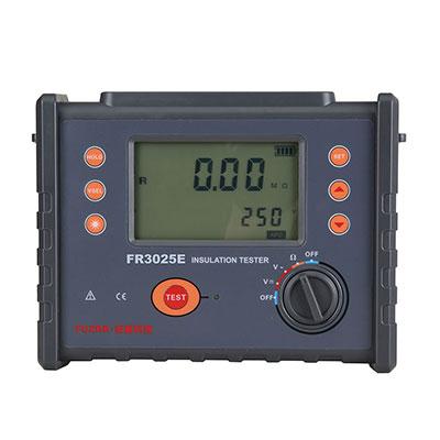 FR3025E Digital Insulation Resistance Meter 5000V