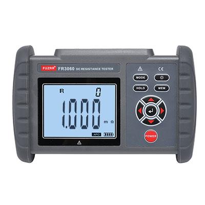 FR3060 DC low resistance tester